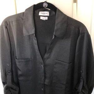 Black Portofino Shirt